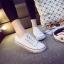 รองเท้าผ้าใบแฟชั่น ขนาด 35-39 thumbnail 2