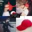 หมวกแบบ G-Dragon (red) สายสั้น thumbnail 1