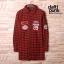 Shirte MEGATON RED Sty.GOT7 -ระบุไซต์/สี- thumbnail 2