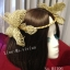 MAI06 มงกุฎผีเสื้อตัวใหญ่สีทอง (งาน handmade)**สินค้ามีจำกัดในเเต่ละล๊อต** thumbnail 2