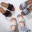 Korea style รองเท้าแตะน่ารักแบบเกาหลี | พร้อมส่ง thumbnail 12