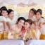ชุดไทยเพื่อนเจ้าสาว ร.7 สีครีมให้เช่า 350 บาท thumbnail 1