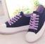 รองเท้าผ้าใบแฟชั่น สไตล์เกาหลี ขนาด 35-39 (พรีออเดอร์) thumbnail 6