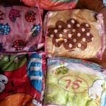 ผ้าห่มนาโนขนาด 5x6 ฟุต