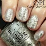 OPI - Super Star Status สีกลิตเตอร์เนื้อแน่นสุดวิ้งค์