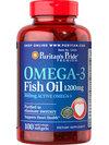 Omega 3 Fish Oil 1200 mg.90 Softgel บำรุงสมองและความจำ ควบคุมกรดไขมันในเลือด
