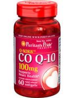 CoQ10 QSorb 100 mg. 60 ซอฟเจล ต้านริ้วรอยใหม่ลดจุดด่างดำ ย้อยวัย