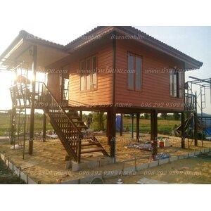 บ้านโมบาย ขนาด 8*6 เมตร ราคา 440,000 บาท