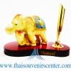 สินค้าพรีเมี่ยม ช้างทรงเครื่องกับที่เสียบปากกา แบบที่ 44