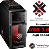 Case Tsunami X Sponsor No Power[Black Red]