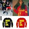 Sweater HOOD BY AIR V BTS -ระบุไซต์/สี-