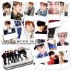 LOMO BOX SET BTS GQ 2016 (30pc)
