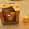 ของชำร่วยสบู่เป็ดน้อยในกล่อง