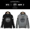 Hoodie BTS NOW2 in Europe&America II -ระบุไซต์/สี-
