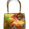 ของขวัญให้ผู้ใหญ่ กระเป๋าถือ size M แบบ 68 สีทองรุ้ง