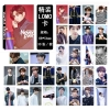 Lomo card set GOT7 Never Ever - MARK (30pc)
