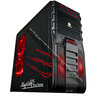 Case Tsunami King Wolf [Black Red]