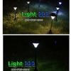 โคมไฟตั้งพื้นโซล่าเซลล์ 16 LED