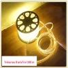 ไฟสายยาง LED (ท่อกลม) 100 m สีวอร์มไวท์