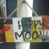 ป้ายแต่งบ้าน Happy-Moody