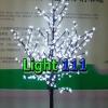 ไฟต้นไม้ ซากุระ 1.8 m 672 led สีขาว