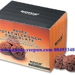 Royce Potechi Crunch Chocolate