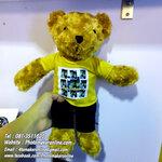 สกรีนตุ๊กตาหมีสื่อรัก - 005