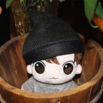 ตุ๊กตา BTS - กุ๊กกี้ เบบี้ดอลว์ + ชุด (20cm)