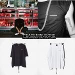 เสื้อยืด PEACEMINUSONE New 16FW (สายยาว) -ระบุสี/ไซต์-