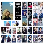 Lomo card set GOT7 Never Ever - BAMBAM (30pc)