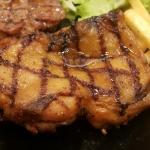 สเต็กไก่สไปซี่ กิโลกรัมละ