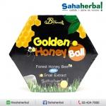 มาส์กลูกผึ้ง B'secret Golden Honey Ball SALE 60-80% ฟรีของแถมทุกรายการ