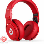 Beats Pro red limited edition