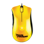 Razer Death Adder Transformers Bumblebee