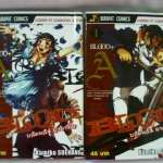 BLOOD+A เล่ม 1-2 (จบ)