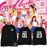 Jacket Hoodie AOA Good Luck Number -ระบุสมาชิก/ไซต์-