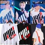 เสื้อแขนยาว IKON JAPAN TOUR 2016 -ระบุสี/ไซต์-