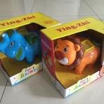 บล็อคหยอด สิงโต /ช้าง