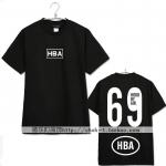เสื้อยืด HBA69 [DE] -ระบุสี/ไซต์-