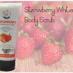 Strawberry Whitening Body Scrub