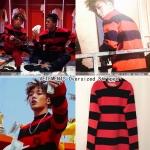 เสื้อแขนยาว VETEMENTS Oversized Striped Sty.Bobby mino -ระบุสี/ไซต์-
