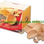 Royce Potato Chips Caramel