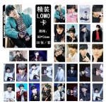Lomo card set BTS YNWA - SUGA (30pc)