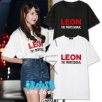 เสื้อยืด LEON Sty.GFRIEND-ระบุสี/ไซต์-