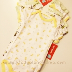 Carter's Bodysuit (5 Pieces/Set) Size : 6M, 9M, 12M, 18M, 24M