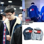 Jacket Trucker-DENIM TOMMY HILFIGER Sty.SEHUN -ระบุสี/ไซต์-