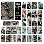 Lomo card set BTS YOU NEVER WALK ALONE (30pc)