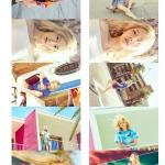Card set WHY - Taeyeon 07(10pc)