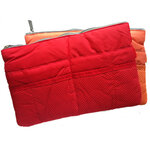 กระเป๋าจัดระเบียบ Slim Bag in Bag สีส้ม **พร้อมส่ง**
