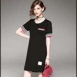 5907025 / S M L XL / Dress& Set พรีออเดอร์ ชุดสวย ผ้าดี งานคัตติ้งยุโรปคุณภาพดีสมราคา สวยคอนเฟริ์ม